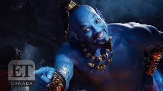 Reaction To Will Smith As Genie In 'Aladdin'