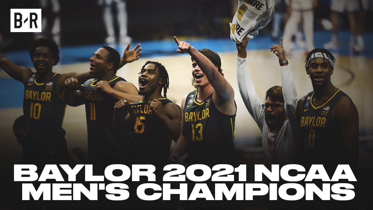 Baylor Defeats Gonzaga 2021 NCAA Men's National Championship