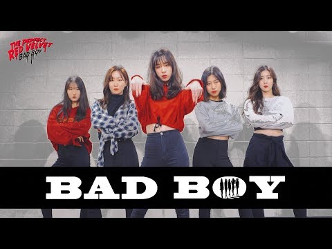 레드벨벳 Red Velvet 'Bad boy(배드보이)' | 커버댄스 DANCE COVER MIRRORED @MTY
