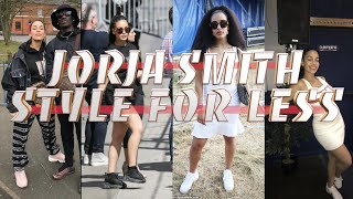 STEAL HER LOOK JORJA SMITH || Style for Less
