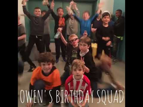 Owen's Birthday Squad | Kidoolo Play Club | Springfield, NJ