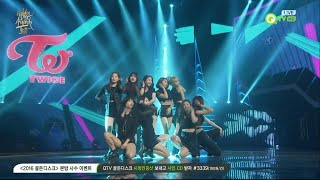 [1080p] [60fps] TWICE - Like OOH-AHH @ 30th Golden Disk Awards
