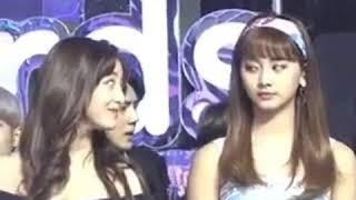 GIF Sehun and Tzuyu Real Moment 💕