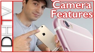 How To Use The iPhone 6s & 6s Plus Camera - Tutorial, Tips and Settings