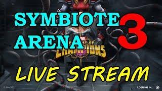Symbiote Supreme Arena - Round 2 - Part 3 | Marvel Contest of Champions Live Stream