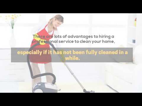 The Benefits of Having a Professional Cleaning Service in Brisbane