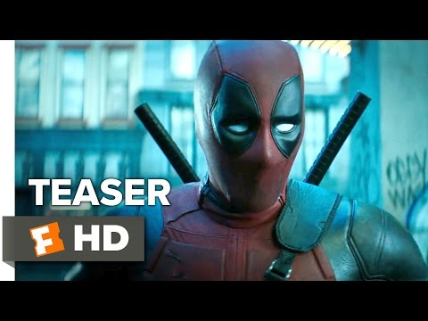 Deadpool 2 'No Good Deed' Teaser (2018)