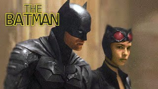 The Batman Trailer 2022 - Batman and Catwoman Clip Breakdown and Easter Eggs