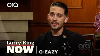 G-Eazy: Eminem is the greatest, but don't compare me to him