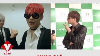 Sơn Tùng VS G-Dragon