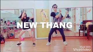 NewThang (Redfoo) - Thầy Bun và Bảo Nhi.