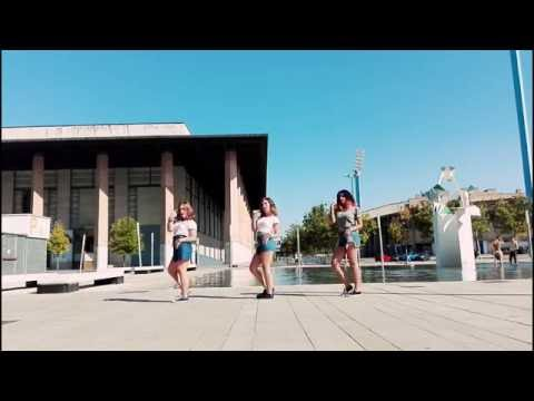[1theK Dance Cover Contest] 9MUSES A_Lip 2 Lip [Double X]
