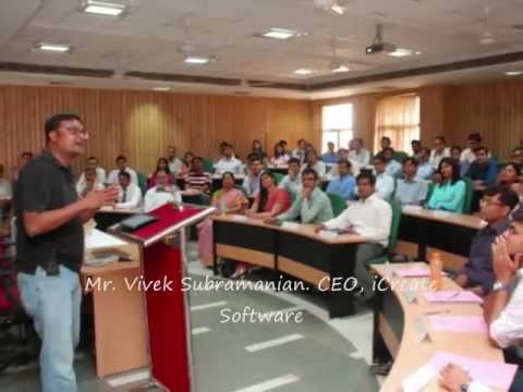 Leaders at IIM Lucknow - April and May 2012