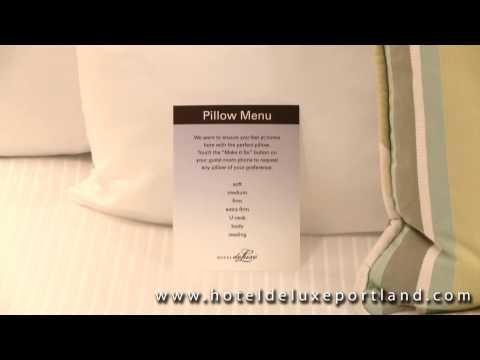 Queen deLuxe Hotel Room - Hotel deLuxe Portland