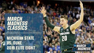 Duke vs. Michigan State: 2019 Elite Eight full broadcast