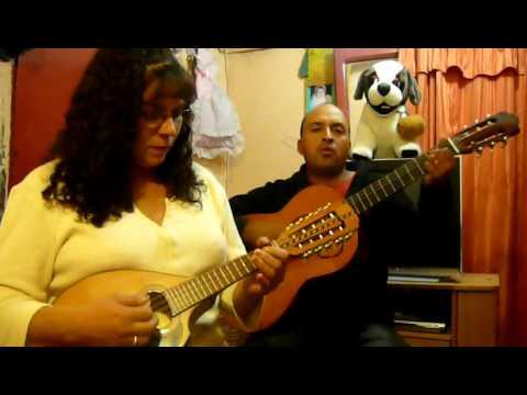 Feliz con Cristo 1era voz mandolina.
