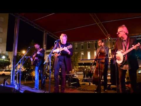 Get up John...the JJBG Band in action at the 2013 IBMA!