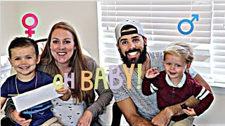 Our Gender Reveal!!! Boy or Girl?