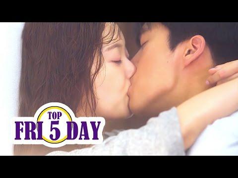 TOP 10 KOREAN DRAMA KISS SCENES 2016