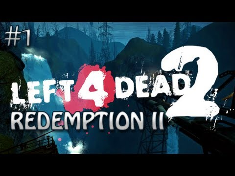 Left 4 Dead 2: Redemption II Part 1 - Gravitational Mystery - Smashpipe Games