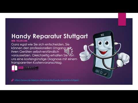 Handy Reparatur in Stuttgart