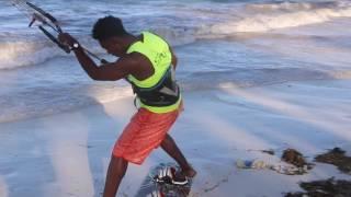 Zanzibar Kiwengwa zone onelove kitesurf School