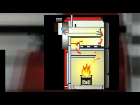 Pelletkessel Pelling 50 kW ECO BAFA förderfähiger Pelletheizkessel