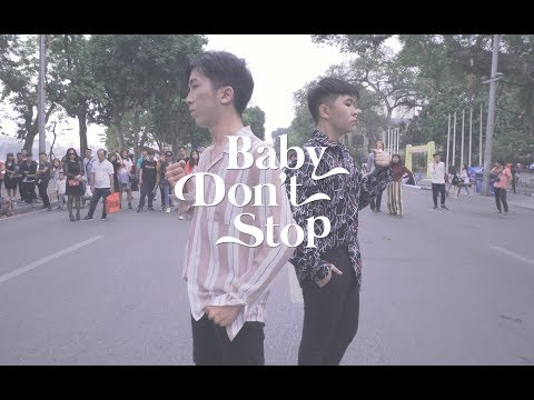 [KPOP IN PUBLIC CHALLENGE] NCT U (엔시티 유) - Baby Don't Stop - Dance Cover by TSol (Oops!) & Jayson