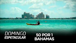 Mix Palestras | Álvaro Garnero conhece Bahamas e suas belezas paradisíacas