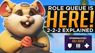 Overwatch: Everything You NEED To Know About Role Queue