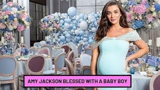 Amy Jackson Blessed With A Baby Boy- Pic Shared..