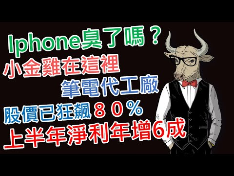 緯創(3231):iPhone臭了嗎?淨利年增6成、股價已狂飆80%,毛三到四代工廠的未來在哪裡?|《老牛夜夜Talk》EP30