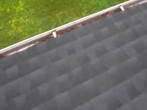 How Clogged Gutters Cause Soil Erosion