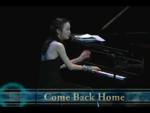 Coco Chen (陈科) sings Come Back Home 回家