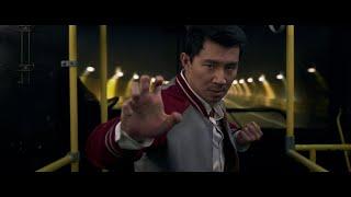 Shang-chi et la légende des dix anneaux :  bande-annonce VF