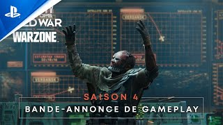 Call of duty: black ops cold war & warzone saison 4 :  bande-annonce