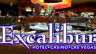 Excalibur: Best Value Buffet on the Vegas Strip