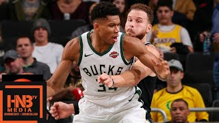 Milwaukee Bucks vs Detroit Pistons Full Game Highlights | 12.05.2018, NBA Season