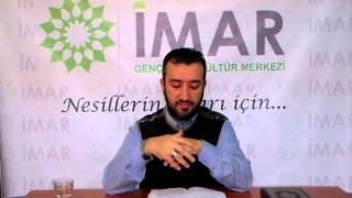 Yasin KARATAŞ-Riyâzu's-Sâlihîn I 3/3 (İmar Gençlik Merkezi)