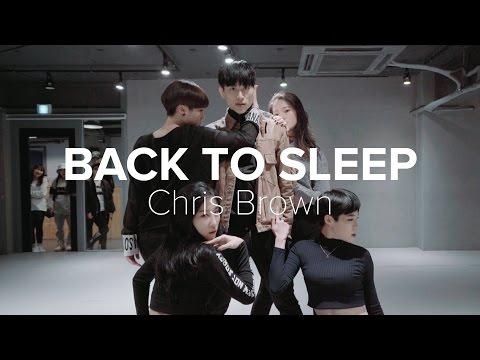Back To Sleep - Chris Brown / Eunho Kim Choreography