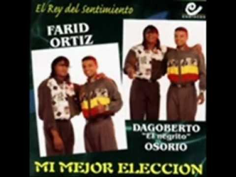 DEJAME GOZA Y GOZA_FARID ORTIZ.