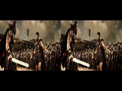 3D SBS Hercules_Sizzle/Music Video yt3d stereoscopic google cardboard