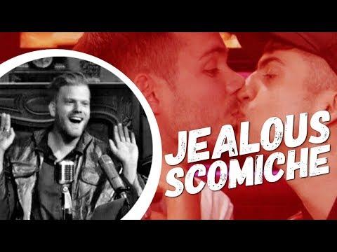 JEALOUS SCOTT and MITCH —「Scomiche / Scömìche」