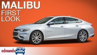 2016 Chevrolet Malibu First Look | New York Auto Show