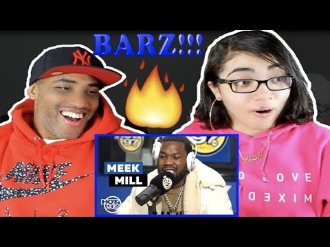 MY DAD REACTS TO MEEK MILL | FUNK FLEX | #Freestyle118 REACTION