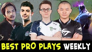 Best PRO plays of the week #17 — Topson, Miracle, InYourDream