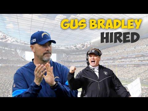 Las Vegas Raiders Hire Gus Bradley as Defensive Coordinator