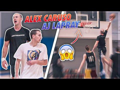 ALEX CARUSO VS AJ LAPRAY Gets INTENSE!!