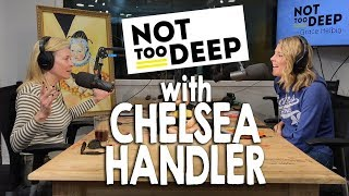 CHELSEA HANDLER ON #NotTooDeep // Grace Helbig