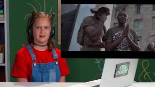 Kids React To Drill Music